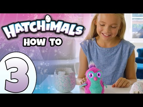 Hatchimals - Фаза 3