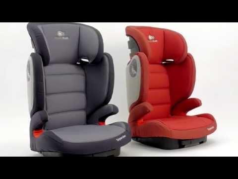 KinderKraft столче за кола Expander IsoFix 15-36 кг