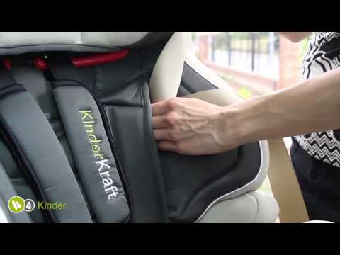 KinderKraft столче за кола Smart UP