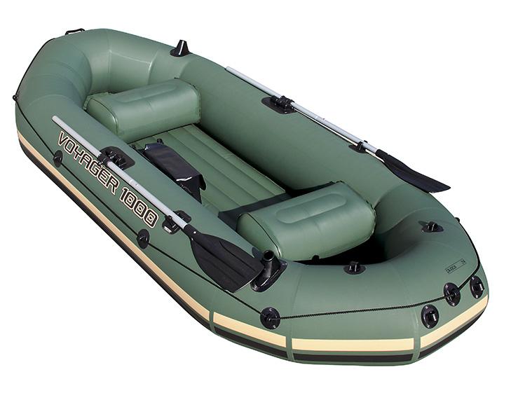 70fd3316077 Bestway Надуваема лодка Voyager 1000 291x127x46см MAS-65056 - Топ Цена  Онлайн — OhoBoho.com