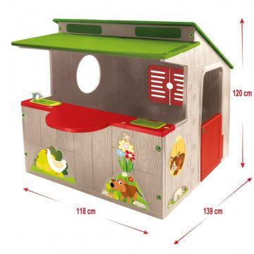 Mochtoys Голяма къща с кухня